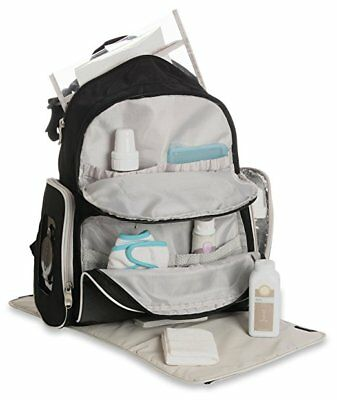Diaper Bag 5 Piece Set Mom Baby Shower Boy With Changing Pad Travel Infant