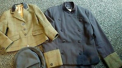 �� Lead Rein Jackets matching Tweed. Showing Selection SS45 - Ladies Size 14 ��