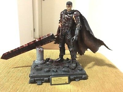 Guts Black Swordsman Birth Ceremony Chapter 1/10 Scale Bloody Repaint Art of War