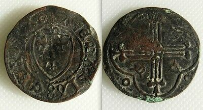 Collectable Medieval French Jetton Token - Detecting Find