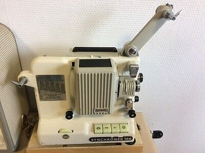 Film projecteur  NORIS SYNCHRONER 100 COLLECTION DECO LOFT