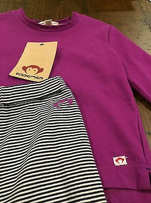 NWT Infant Girls Appaman Mini 2 Piece Outfit Size 18-24 Months Very Cute!!
