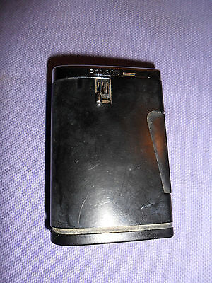 older Ronson lighter solid preserved