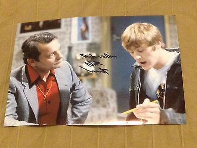 Only Fools And Horses Photo Signed By Nicholas Lyndhurst Rodney OFAH