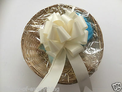 Mum Mothers Day Slice soap Bath Bomb Chill Pills Blue Gift Basket Birthday