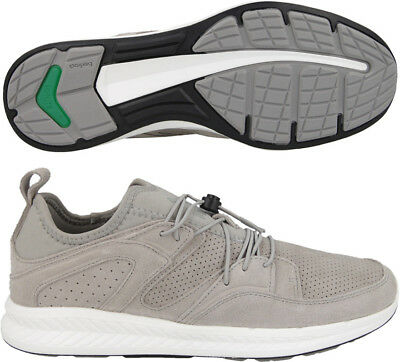Puma Blaze Ignite Mens Suede Trainers - Grey