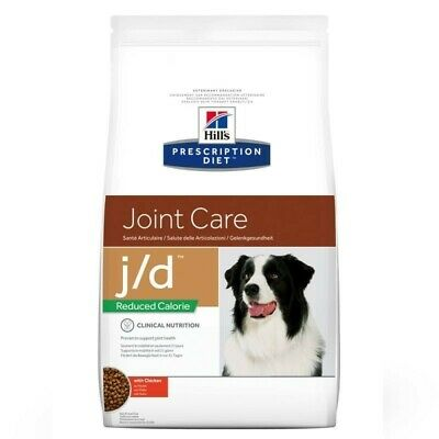 HILL S prescription diet  j/d canine reduced calorie mangime secco kg.12