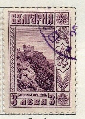 Bulgaria 1921 Early Issue Fine Used 3L. 130777