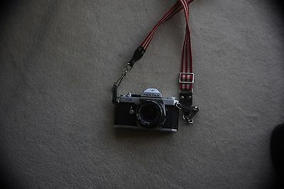 Pentax K2 35mm SLR Film Camera with 50mm Lens