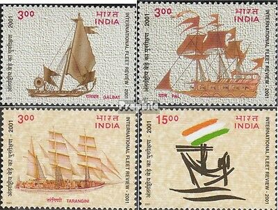 India 1822-1825 (complete.issue.) unmounted mint / never hinged 2001 Fleet