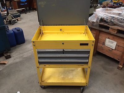 Yamoto 4 draw industrial service cart
