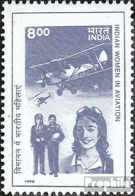 India 1650 (complete.issue.) unmounted mint / never hinged 1998 Pilotinnen