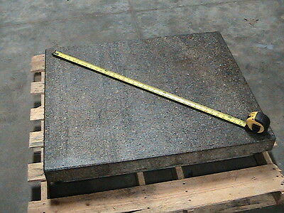 Granite Surface Plate, 30 x 36, L4