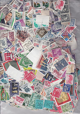 Bargain  Lucky Dip Sorter 100s of Stamps All World  (AW)