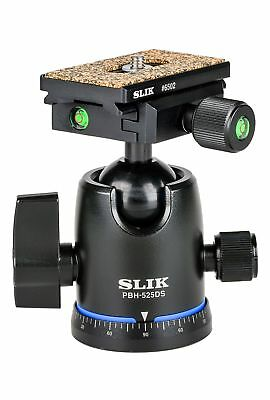 Slik PBH-525DS Ball Head with Arca-Swiss Quick Release - MPN: 618-525