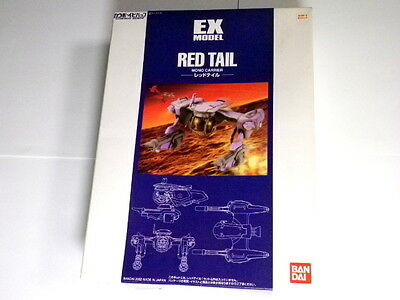 Cowboy Bebop EX model 1/72 scale RED TAIL plastic model  Free shipping