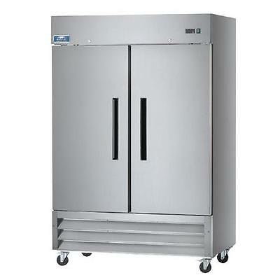 Arctic Air Freezer AF49 2 Door Commercial Reach-In Freezer