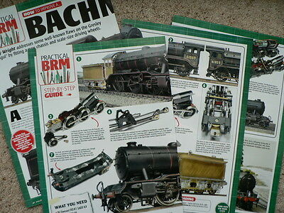 Fitting a new chassis and wheels to a Bachmann K3 2-6-0 - BRM magazine article