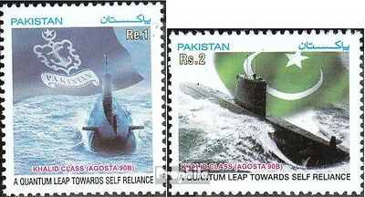 Pakistan 1183-1184 (complete.issue.) unmounted mint / never hinged 2003 u-Boat