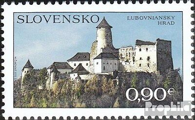 Slovakia 693 (complete.issue.) unmounted mint / never hinged 2012 Castle
