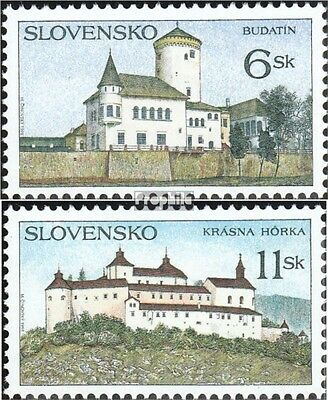 Slovakia 306-307 (complete.issue.) unmounted mint / never hinged 1998 Home
