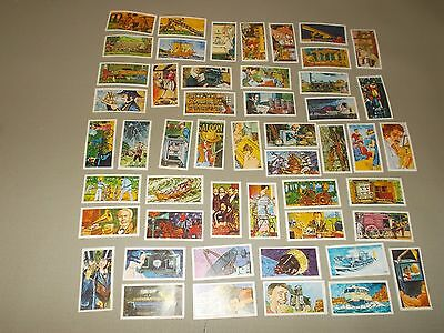 Brooke Bond  Small  Inventors And Inventions    Full Set Of  50
