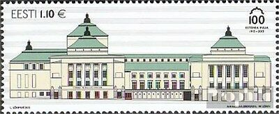 Estonia 771 (complete.issue.) unmounted mint / never hinged 2013 Theater
