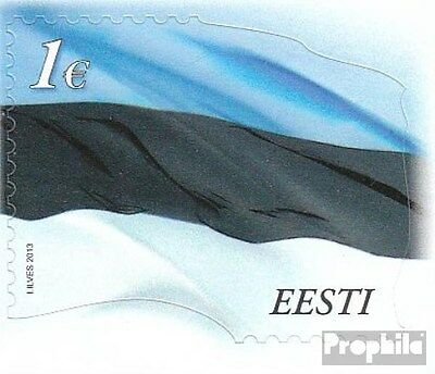 Estonia 756I (complete.issue.) unmounted mint / never hinged 2013 Flag