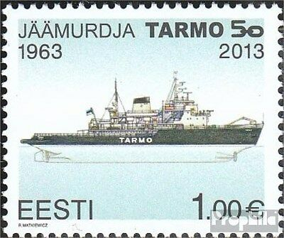 Estonia 761 (complete.issue.) unmounted mint / never hinged 2013 Icebreaker