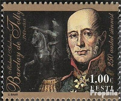 Estonia 709 (complete.issue.) unmounted mint / never hinged 2011 Tolly