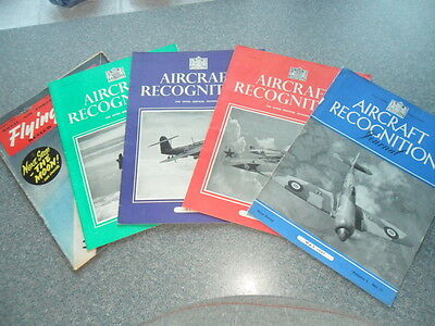 RAF Flying Review Dec.1957, Aircraft Recognition Journals.