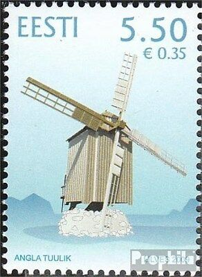 Estonia 647 (complete.issue.) unmounted mint / never hinged 2009 windmill