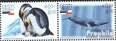 Estonia 568-569 Couple (complete.issue.) unmounted mint / never hinged 2006 Chil