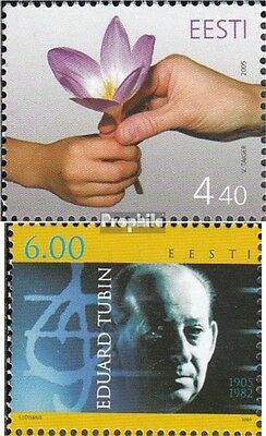Estonia 514,517 (complete.issue.) unmounted mint / never hinged 2005 motheru002