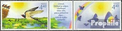 Estonia 518-519 triple strip (complete.issue.) unmounted mint / never hinged 200