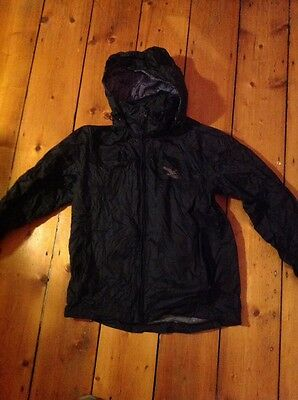 Salewa mountain experience  Raintec pack in a bag jacket / size small