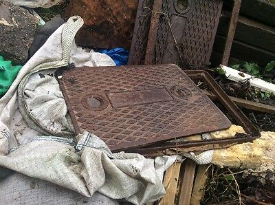 Drain Cover And Frame