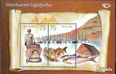 Iceland block49 (complete.issue.) unmounted mint / never hinged 2010 Sea