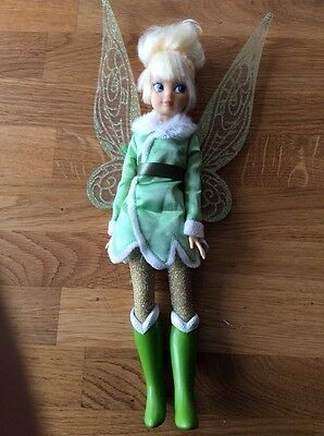 Disney Store Tinkerbell Doll