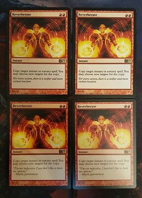 Mtg reverberate x 4  good condition