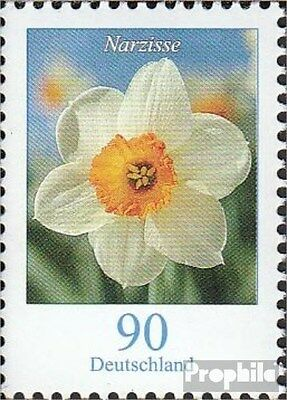 FRD (FR.Germany) 2506R with counting number fine used / cancelled 2006 Flowers
