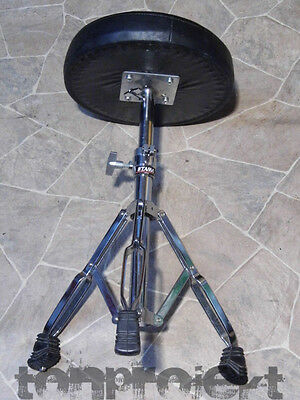 TAMA DRUM HOCKER SCHLAGZEUG SITZ DRUM THRONE SEAT drumhocker Mij JAPAN