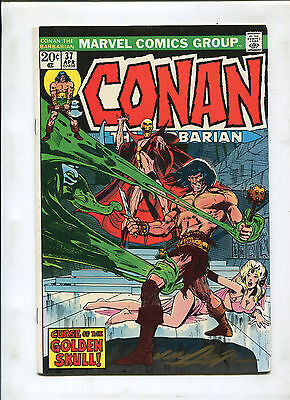 Conan The Barbarian #37 (8.5)  Neal Adams Cover! Signed!