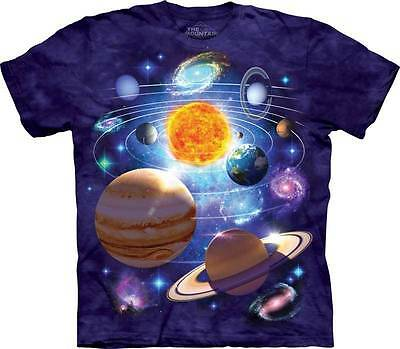 "Solar System ""you Are Here"" Child T-Shirt The Mountain"