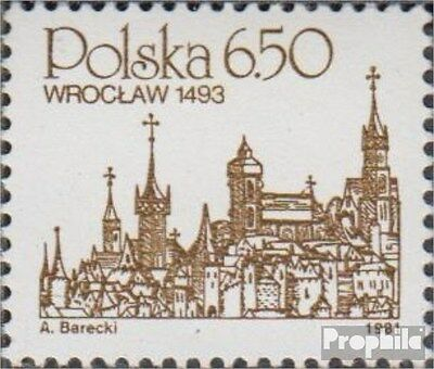 Poland 2737 (complete.issue.) unmounted mint / never hinged 1981 Postage stamp