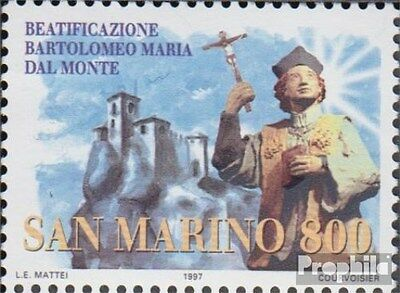 San Marino 1731 (complete.issue.) unmounted mint / never hinged 1997 Beatificati