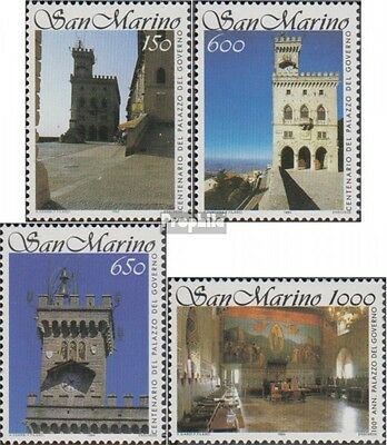 San Marino 1582-1585 (complete.issue.) unmounted mint / never hinged 1994 Regier