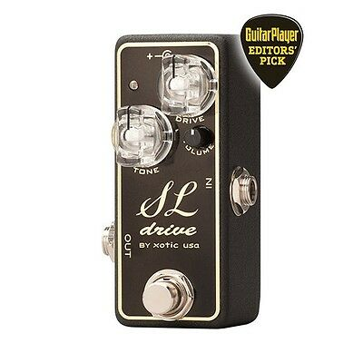 Xotic SL Drive Overdrive Pedal
