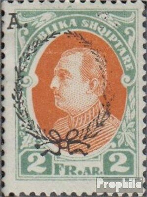 Albania 159A with hinge 1927 Jubilee