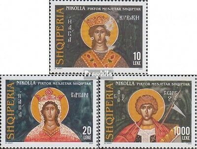 Albania 2983-2985 (complete.issue.) unmounted mint / never hinged 2004 Icons